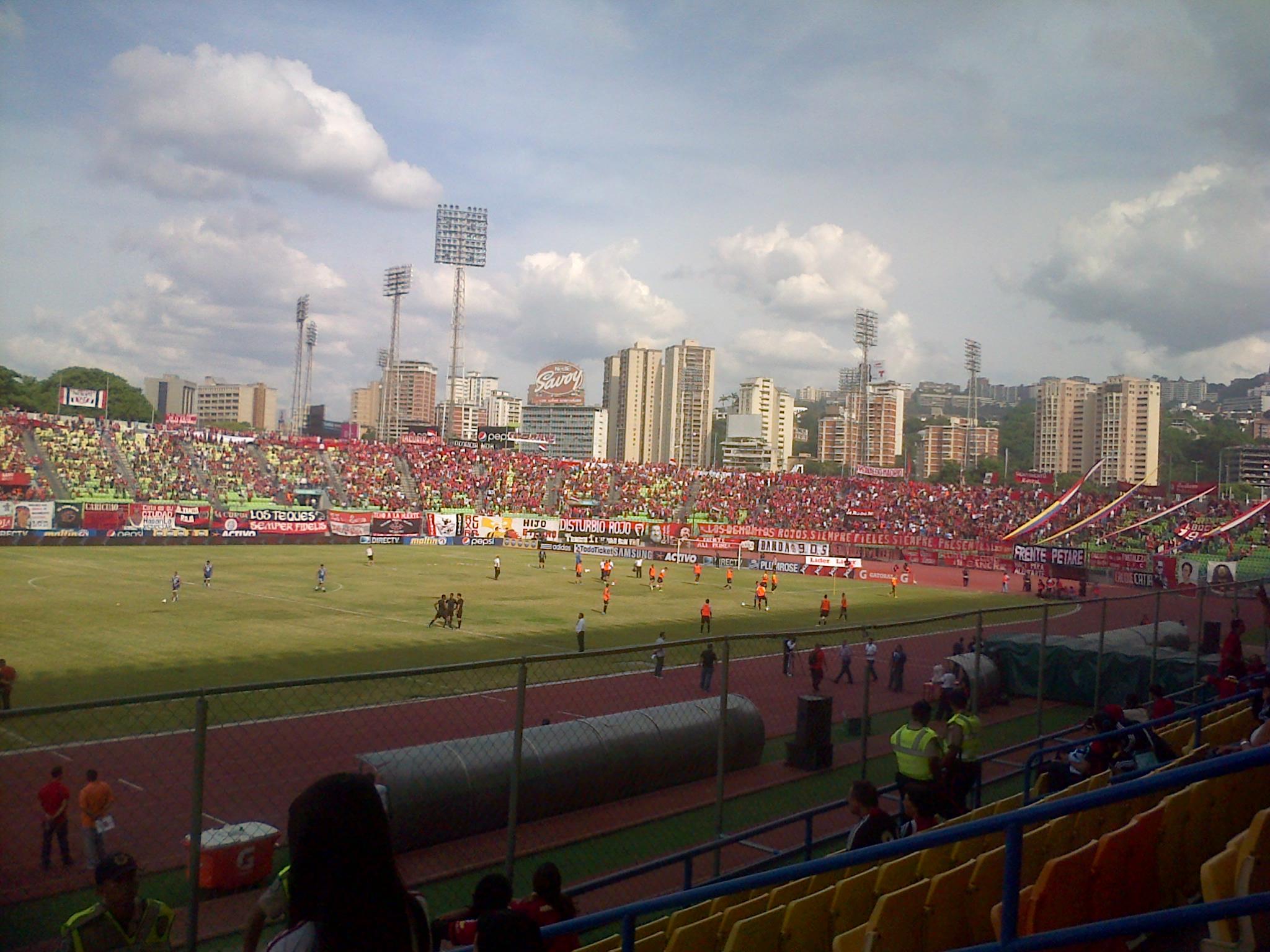 Caracas – Deportivo Tachira (1)