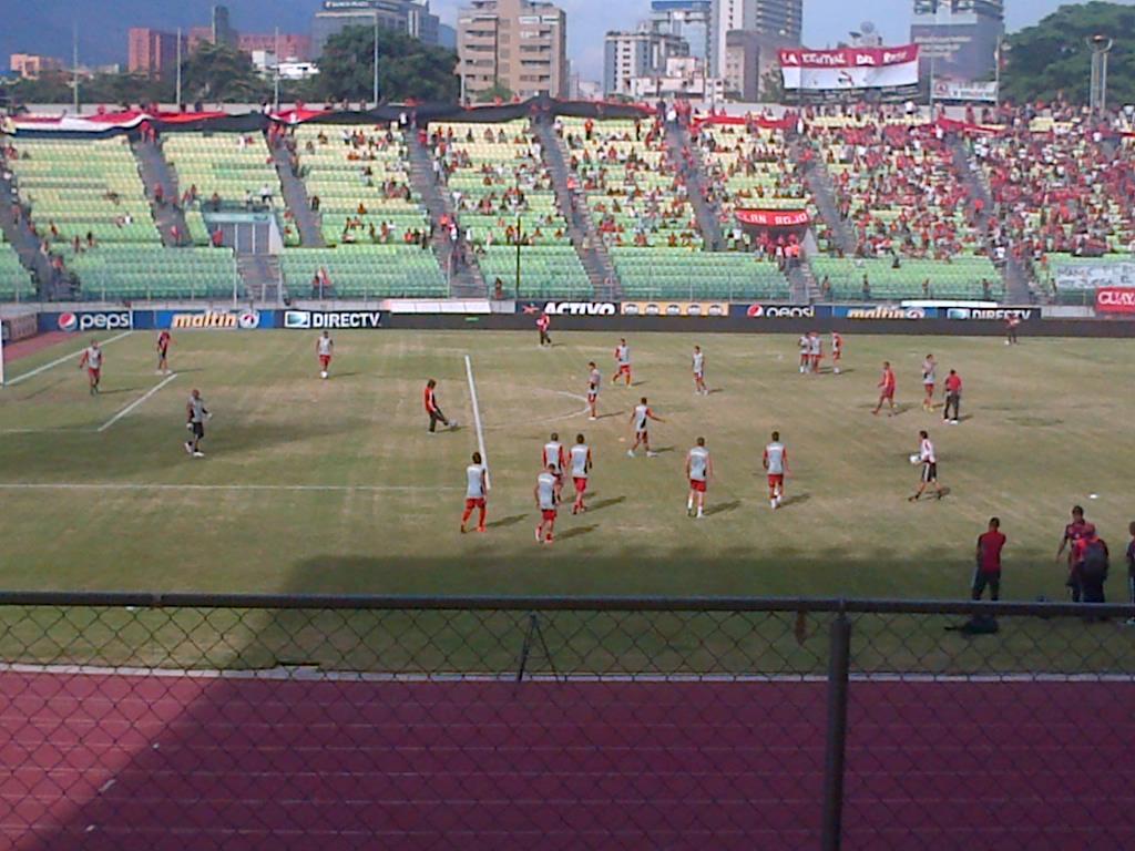 Caracas – Deportivo Tachira (2)