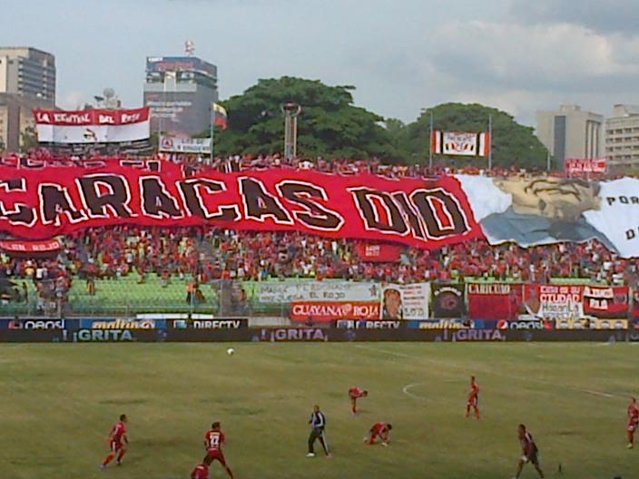 Caracas – Deportivo Tachira (4)