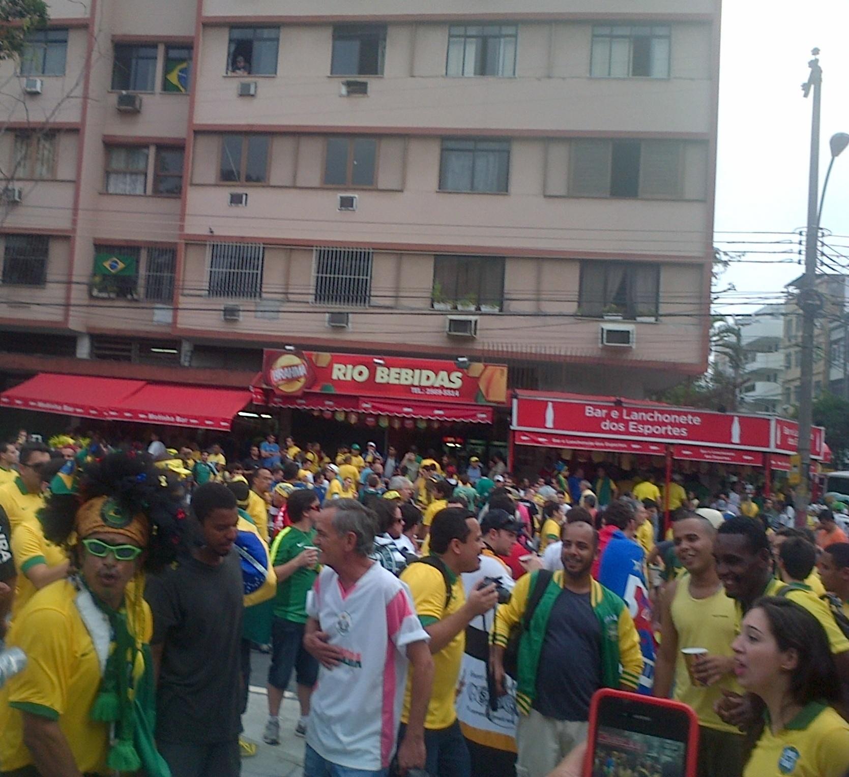 Brésil – Espagne (1)