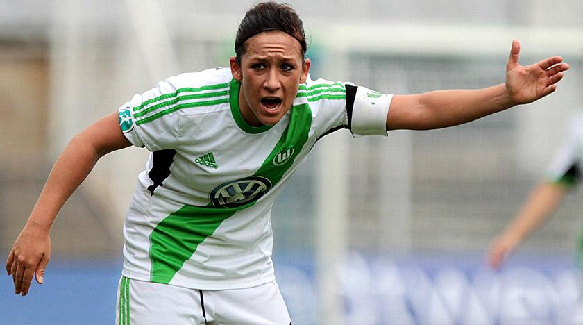 Nadine Keßler - Wolfsburg - Source [3]