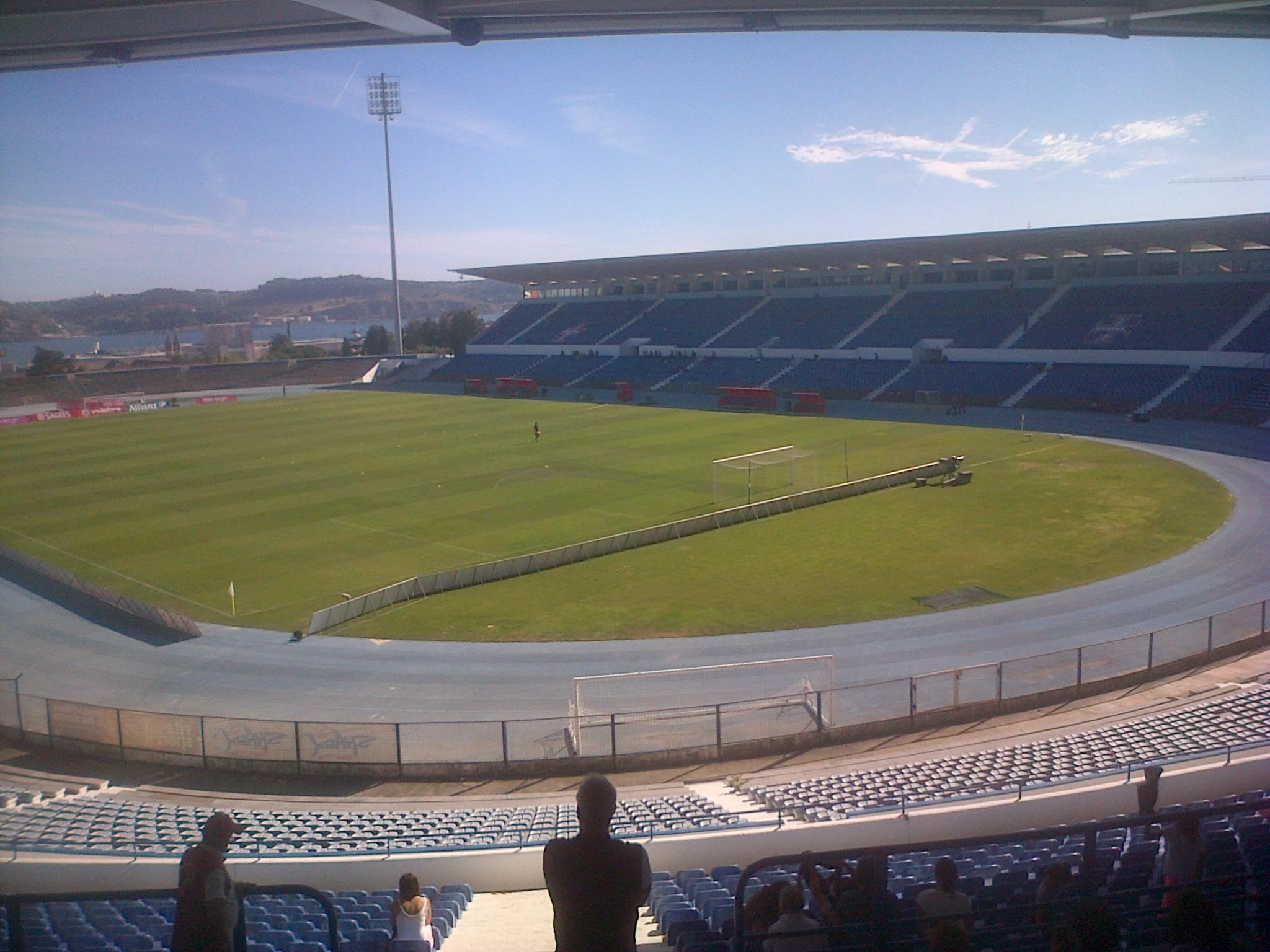 Belenenses – Vitória Guimarães (1)