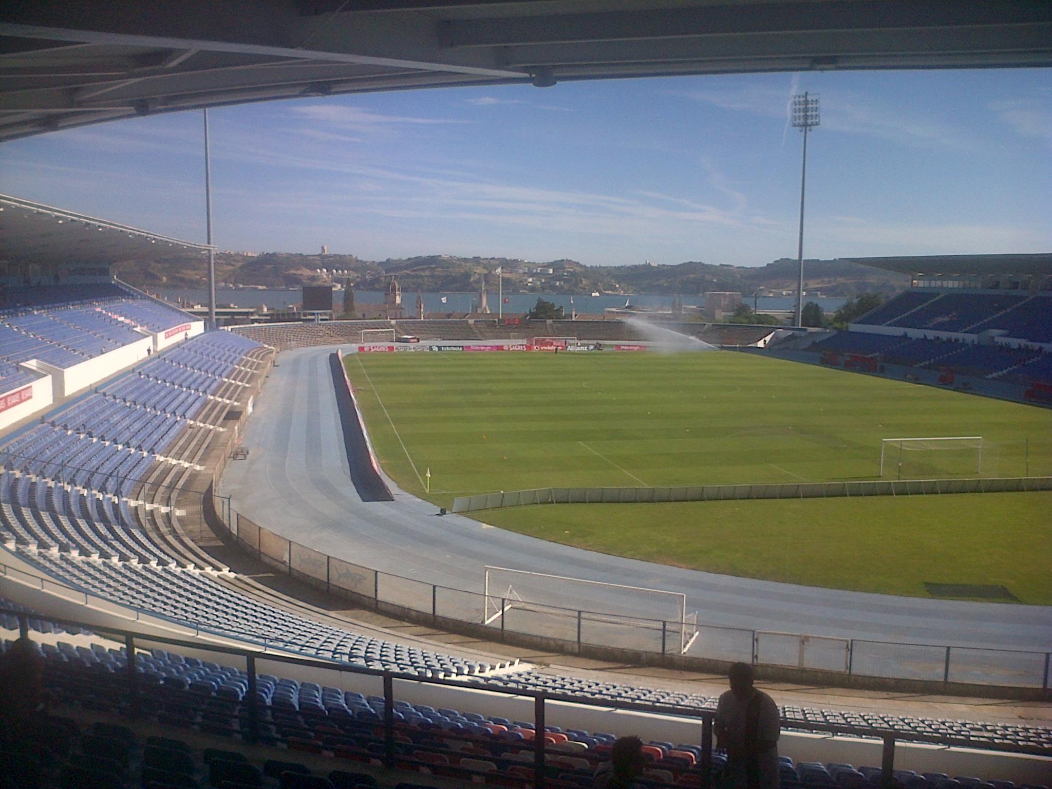 Belenenses – Vitória Guimarães (2)