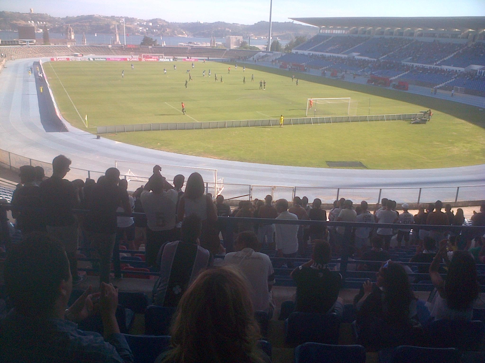 Belenenses – Vitória Guimarães (4)
