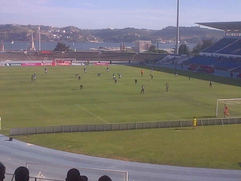 Belenenses – Vitória Guimarães (5)