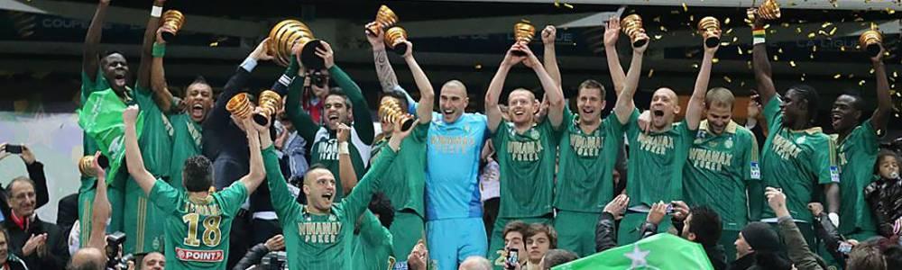 Victoire en coupe de la ligue