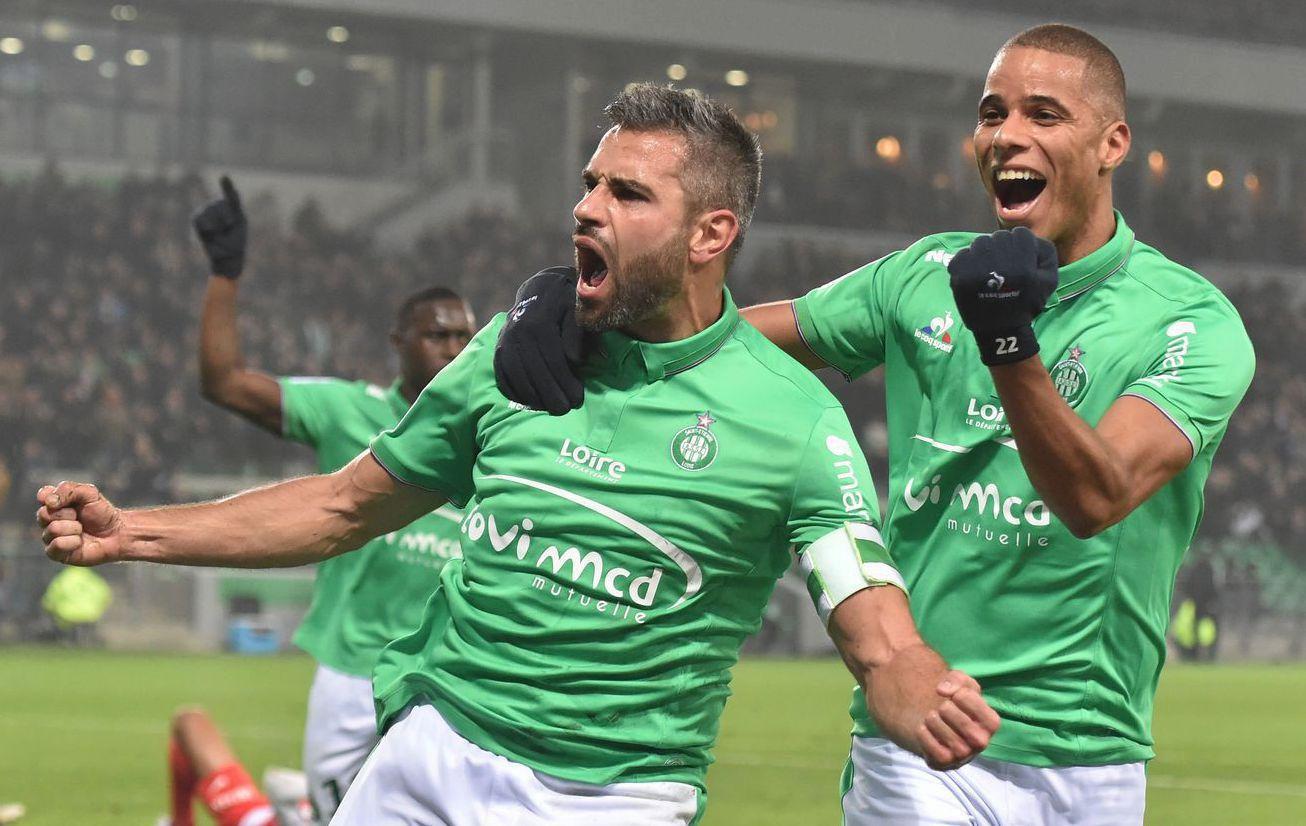 FOOTBALL : Saint Etienne vs Monaco – Ligue 1 – 29/10/2016
