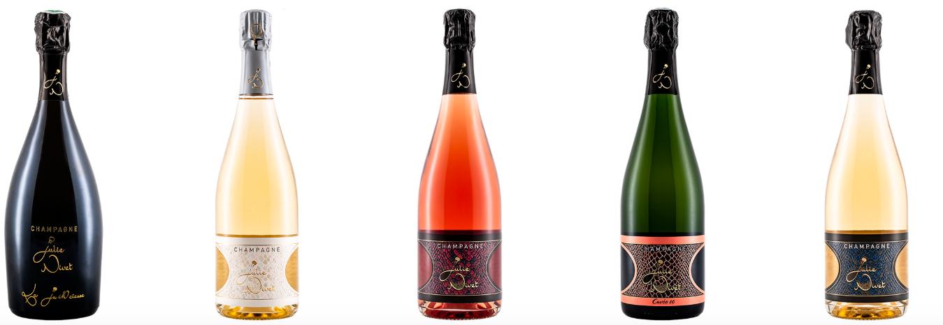 Champagnes Julie NIVET